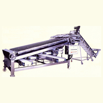SHRIMP SELECTING MACHINE